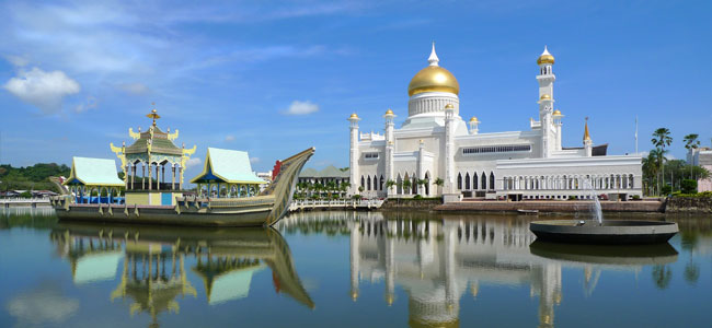 Island Home To Brunei