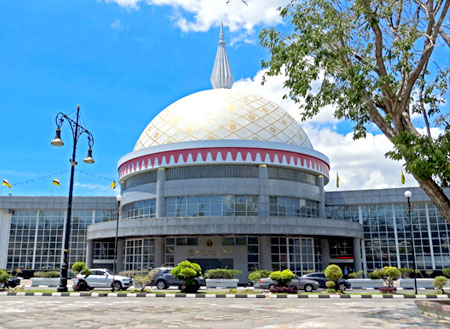 Brunei City Tour (Ex Miri)