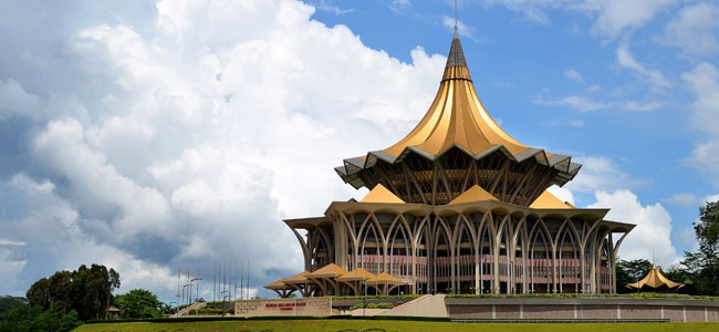 Kuching City & Shopping Tours