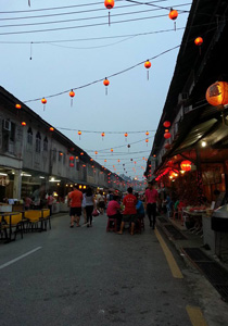 Old Town - Siniawan Night Market