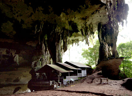 4D3N Miri City + Niah Caves + Brunei Day Trip
