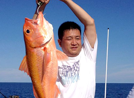 3D2N Miri Deep Sea Fishing Trip (Beling Merpati)