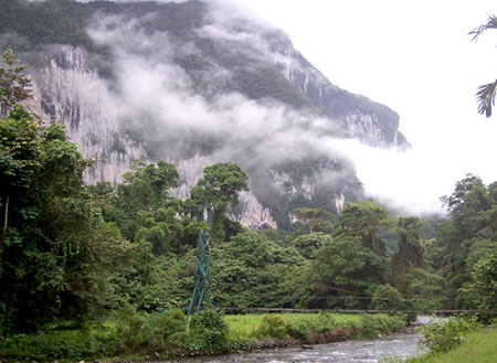 4D3N Mulu Caves + Headhunter Trails