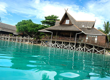 3D2N  MATAKING ISLAND - THE REEF DIVE RESORT