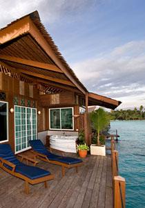 3d2n Mabul Island Mabul Water Bungalow Smart Tour Code