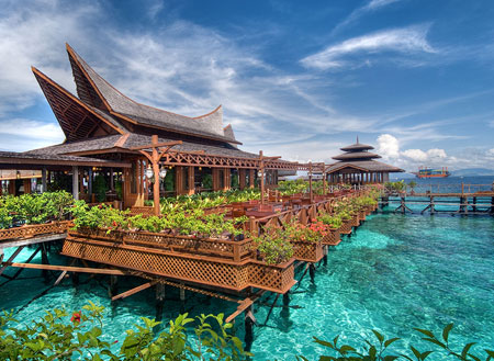 3D2N MABUL ISLAND - MABUL WATER BUNGALOW SMART
