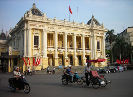 Hanoi Tour Packages (Vietnam) provided by Borneo Travel Network
